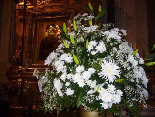 Квіти для церкви