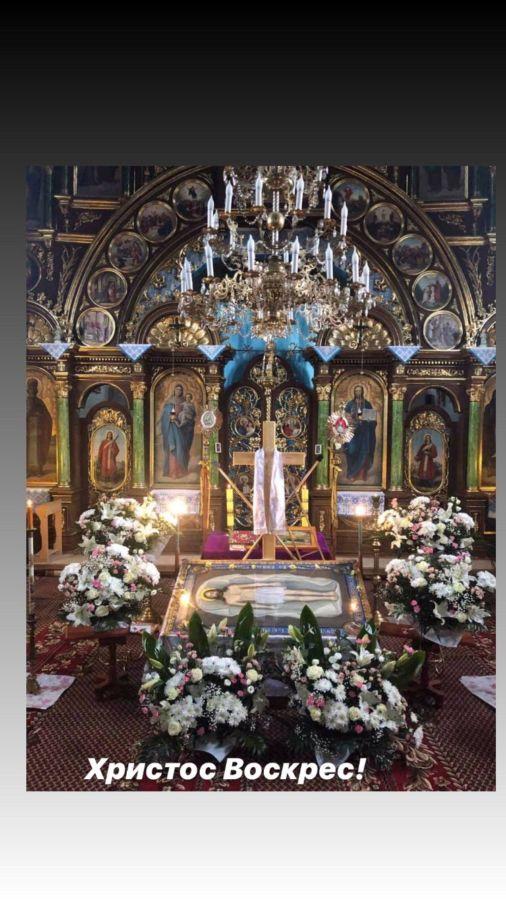 флористика церкви