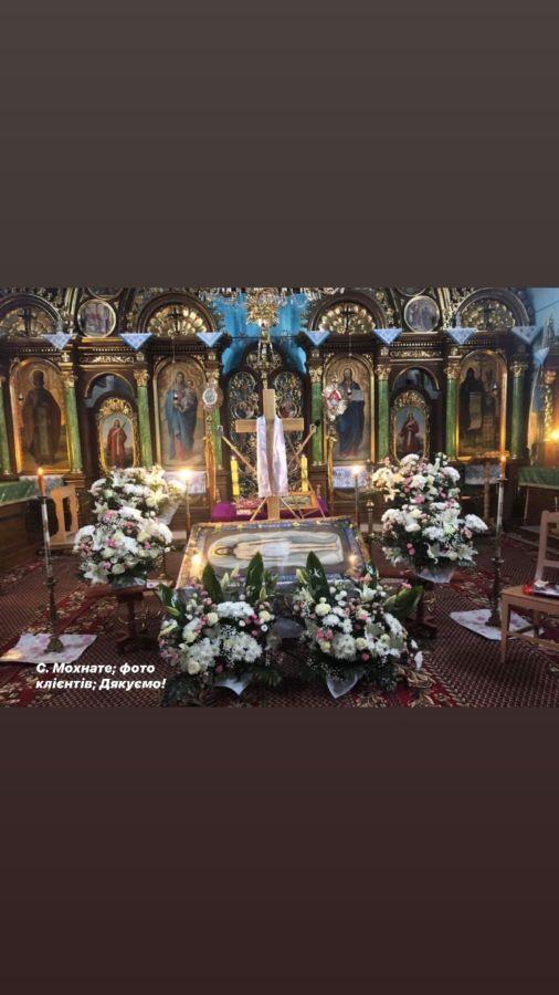 Львів церква квіти