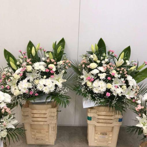 декор квітами Львів