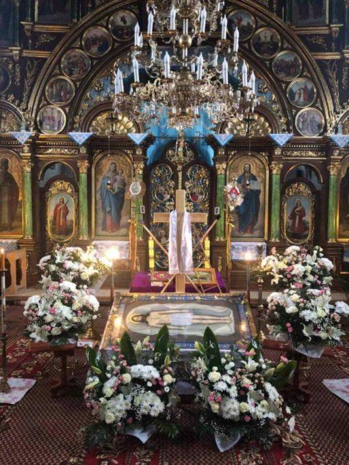 Церковна флористика